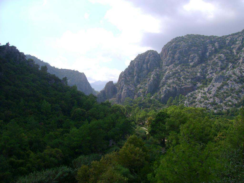 The ancient Lycian city of Olympos, Antalya, Turkey - 14