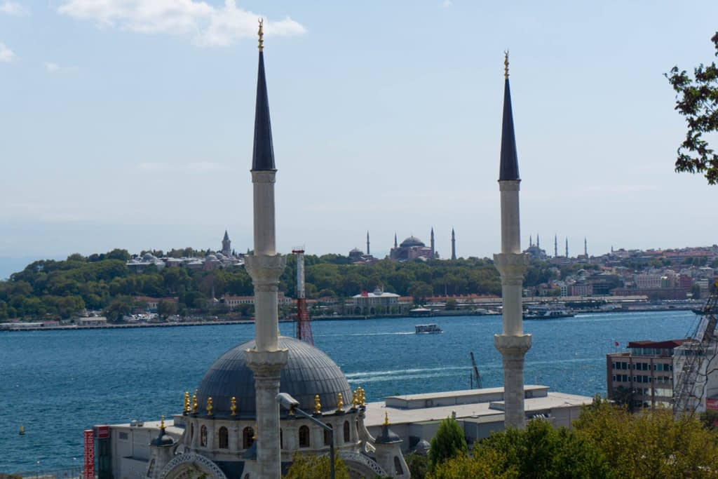 Must-see places in Istanbul:  -Istanbul, Historic Peninsula