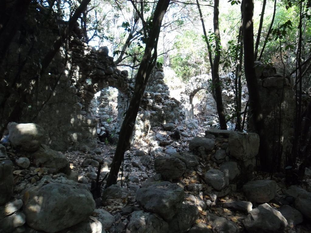The ancient city of Olympos - 2012, Antalya, Turkey - 37