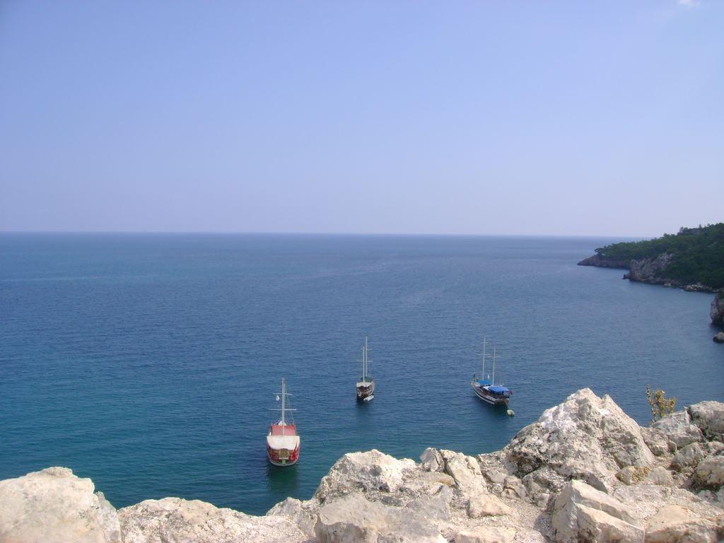 Olympos beach - Antalya, Turkey