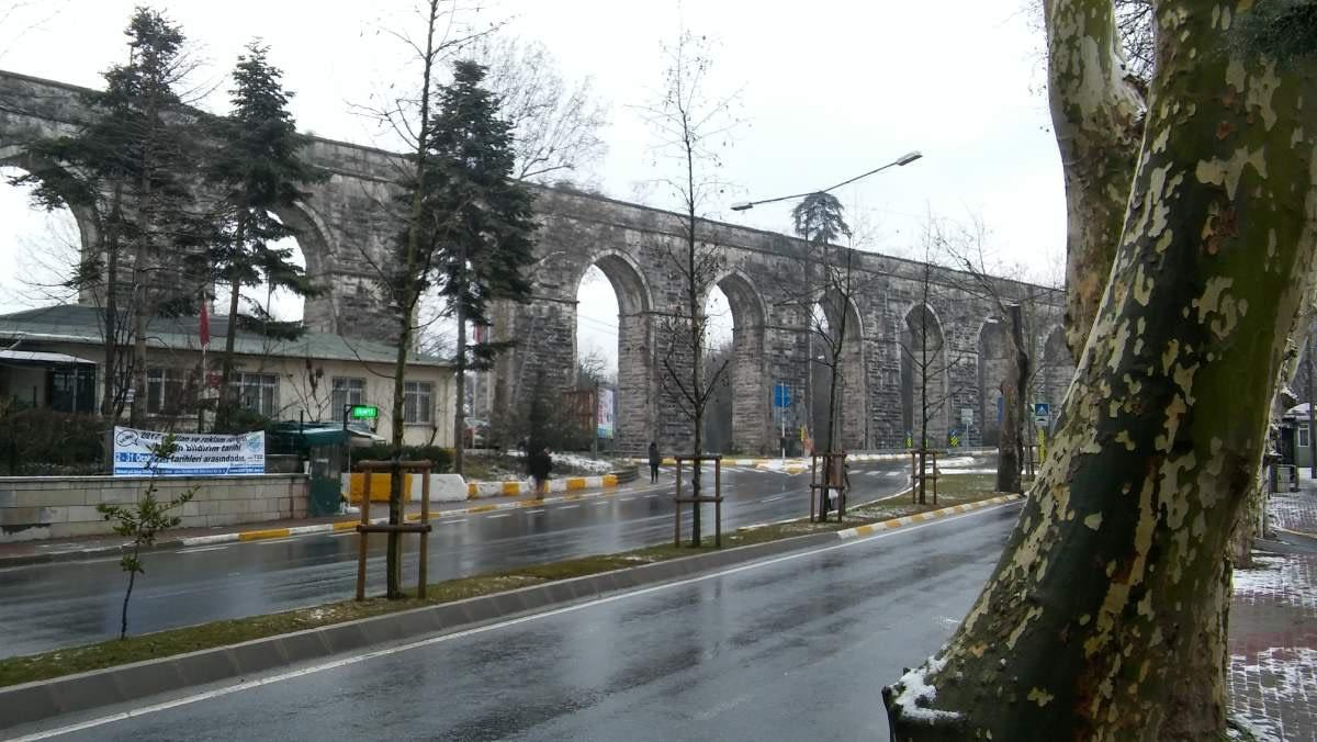 The Aqueduct of Bahçeköy