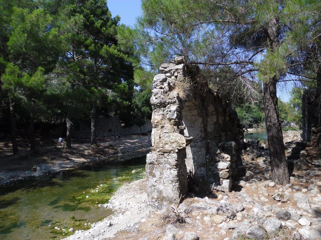 The ancient city of Olympos - 2012, Antalya, Turkey - 18