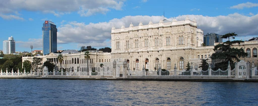 Dolmabahçe Palace